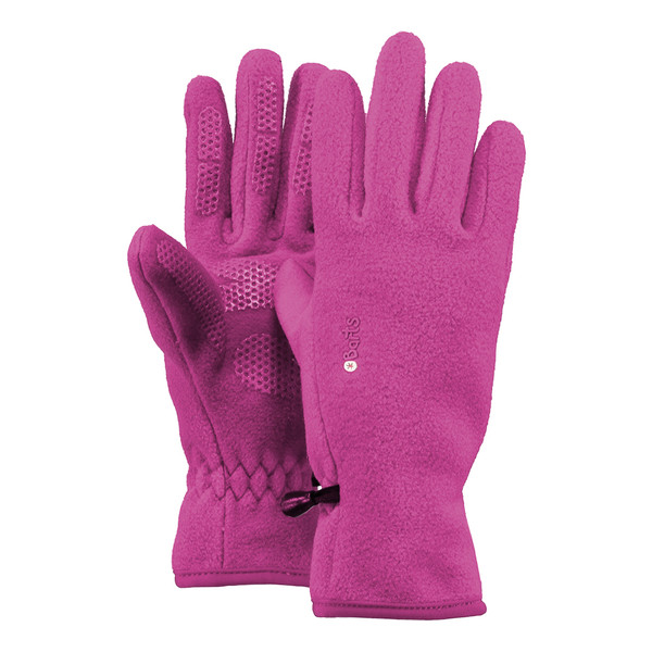 Barts Kinder Handschuhe Fleece Gloves Kids Fuchsia (pink)
