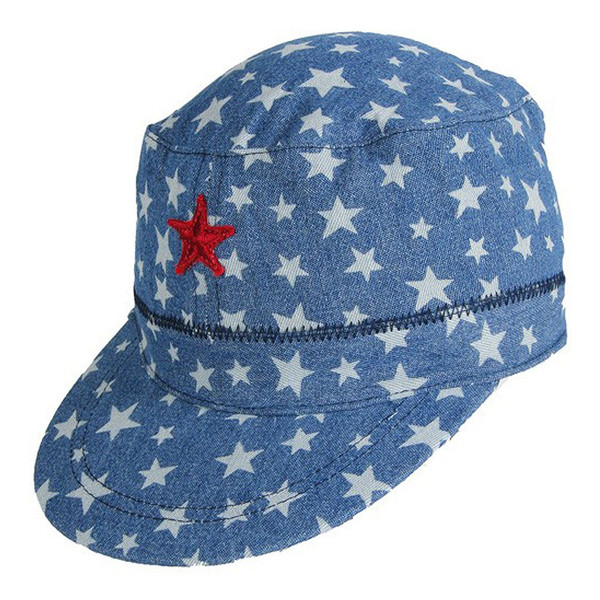 KIK Kid Cap Denim Star