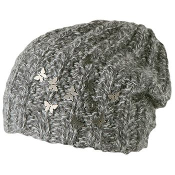 Barts Fly Beanie dark heather