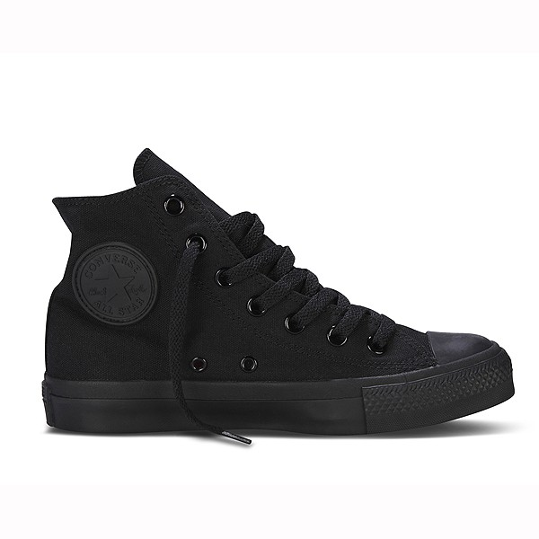 Converse Chuck Taylor All Star Sneaker High Monochrome black/black