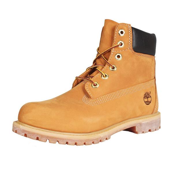 Timberland 10361 W/L 6-Inch Premium Women Boot Wheat Yellow