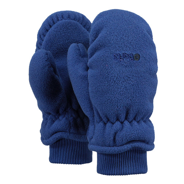 Barts Kinder Fäustlinge Fleece Mitts Kids Prussian Blue (blau)