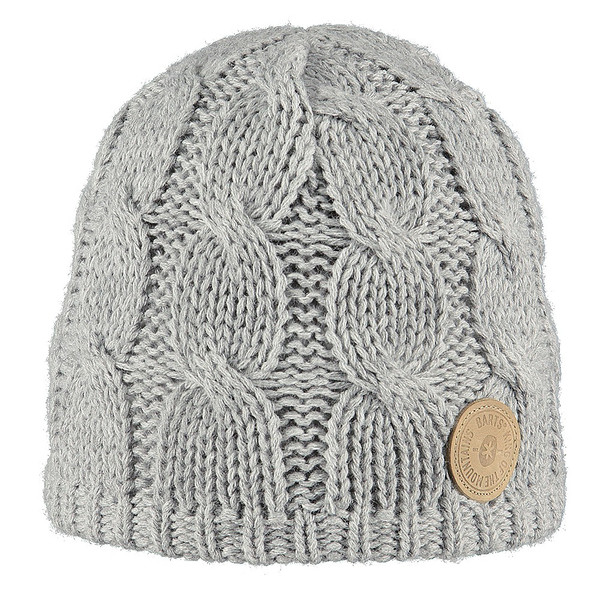 Barts KIDS JP Cable Beanie heather grey