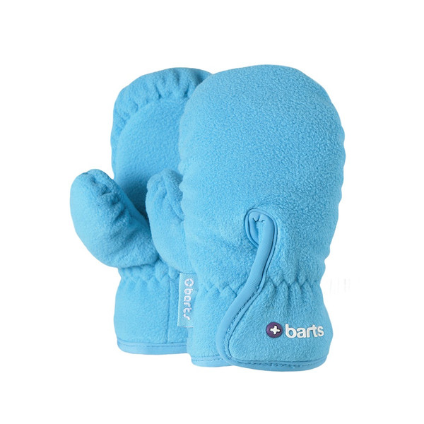 Barts Fleece Mitts Infants Handschuhe blue