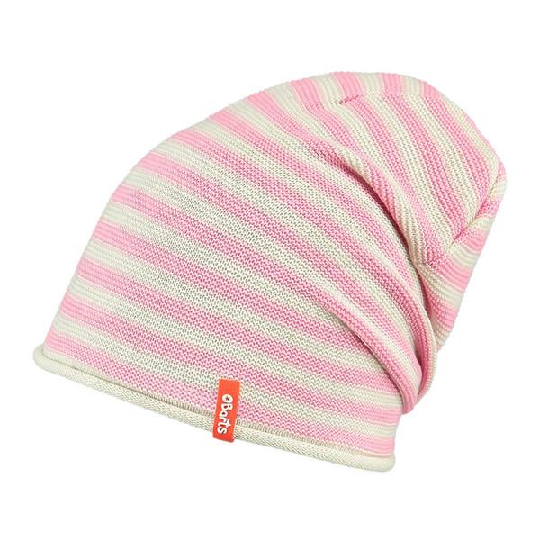 Barts Mini Python Beanie Kids pink