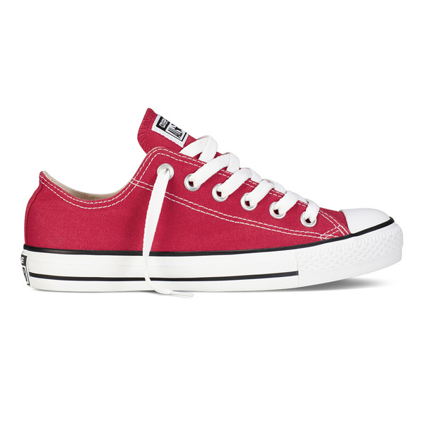 Converse Damen Chuck Taylor M9696C All Star Sneaker Classic Low Ox red