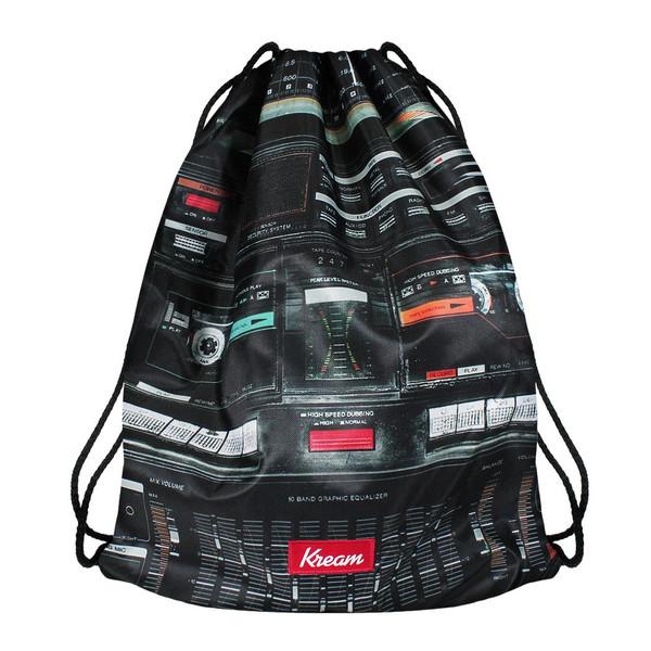 Kream Ibraheem Bag Beuteltasche schwarz /multicolor