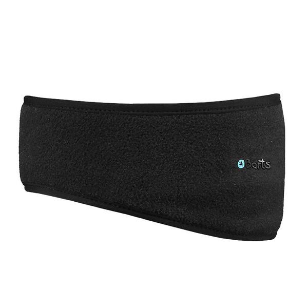 Barts Kinder Stirnband Fleece Headband black (schwarz)