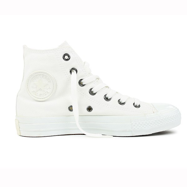 Converse Chuck Taylor All Star Sneaker High Monochrome white