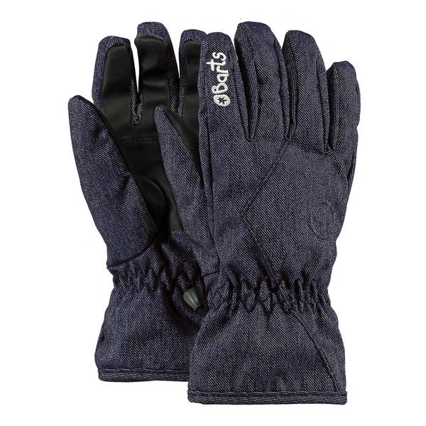 Barts Kinder Handschuhe Basic Skigloves Kids Denim (blau)