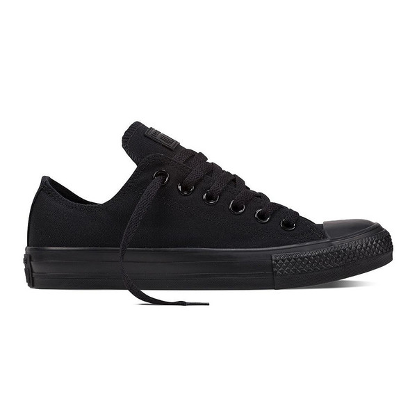Converse Chuck Taylor All Star Sneaker Low Ox Black Monochrome (schwarz)