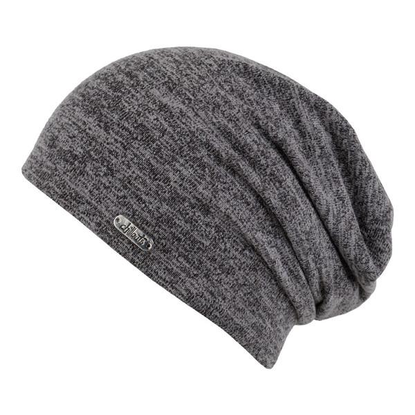 Chillouts Unisex Mütze Winnipeg Hat black melange (grau meliert)