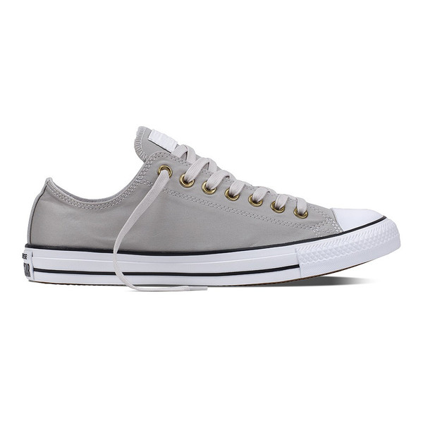 Converse Unisex Schuhe Chuck Taylor All Star Sneaker Low Ox Mouse (Hell grau)
