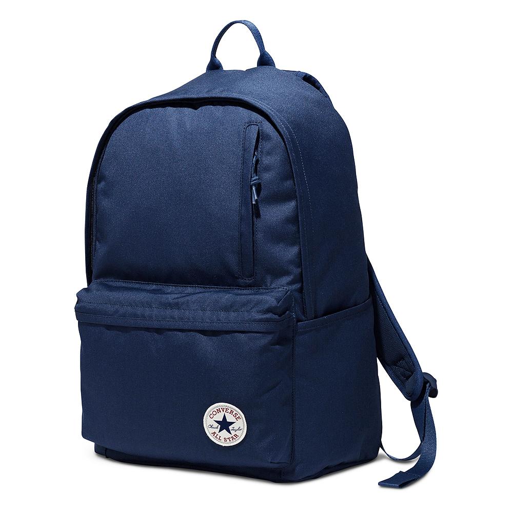 5fb55cefd78 Converse Unisex Rucksack Go Backpack Navy (dunkelblau)