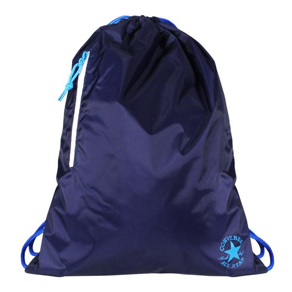 Converse Unisex Turnbeutel Cinch Bag Midnight Indigo (dunkellila violett)
