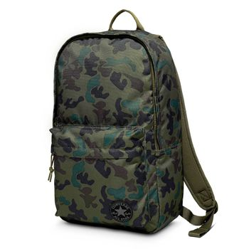 Converse Unisex Rucksack EDC Poly Original Backpack Hodgeman Camo (camouflage)