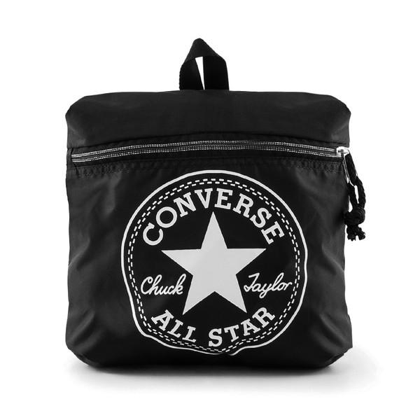 Converse Unisex Rucksack Packable Backpack schwarz