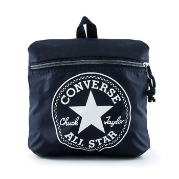 Converse Unisex Rucksack Packable Backpack Navy (dunkelblau)
