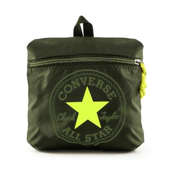 Converse Unisex Rucksack Packable Backpack Collard Bold Green (grün)