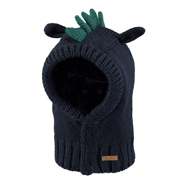 Barts Unisex Kinder Strickkapuze Cria Hood Navy (dunkelblau)