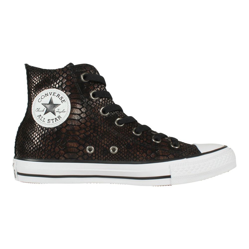 reputable site 9964f 72bab Converse Damen Chuck Taylor All Star High Sneaker brown/black (braun /  schwarz) | Modefreund Shop