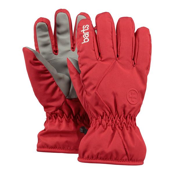 Barts Kinder Handschuhe Basic Skigloves rot