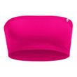 Kidneykaren Damen Bandeau- Multitube Top Mini- Tube Fitness & Freizeit Pink Paradise
