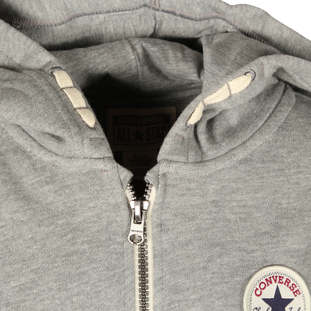 Converse Jungen Hoodie Sweatjacke Core CTP French Terry All