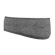 Barts Unisex Stirnband Fleece Headband heather grey (grau)