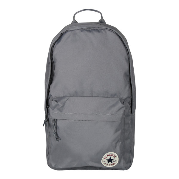 Converse Unisex Rucksack EDC Poly Backpack Cool Grey (grau)