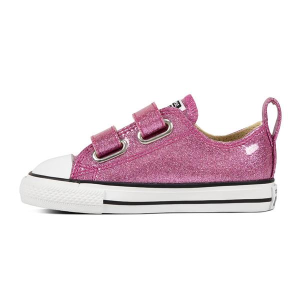 Converse Kinder Schuhe Chuck Taylor All Star 2V OX bright violet (pink)