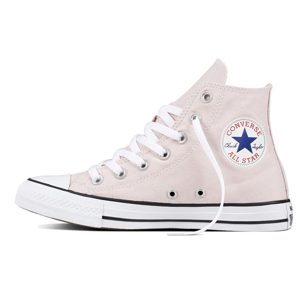 Converse Unisex Sneaker Chuck Taylor All Star High barely rose (rosa)