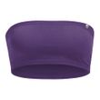 Kidneykaren Damen Bandeau- Multitube Top Mini- Tube Fitness & Freizeit Festive Purple (lila)
