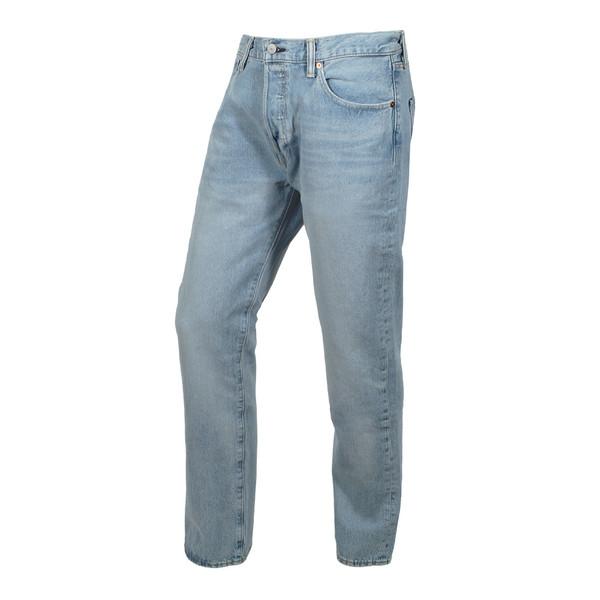 Levi's Herren Jeans 501 Original Fit Mowhawk Warp (hell blau)