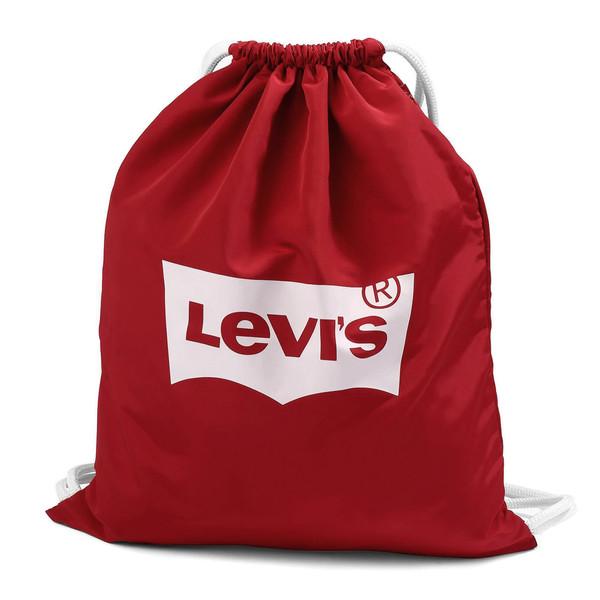 Levi's Unisex Turnbeutel Everyday Gym Bag rot