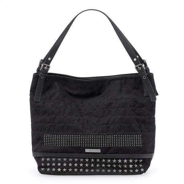 Tamaris Damen Tasche Jasmine Shopper schwarz