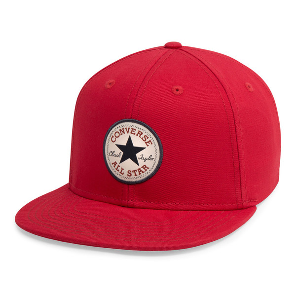 Converse Unisex Cap Core Snapback Enamel Red (rot)