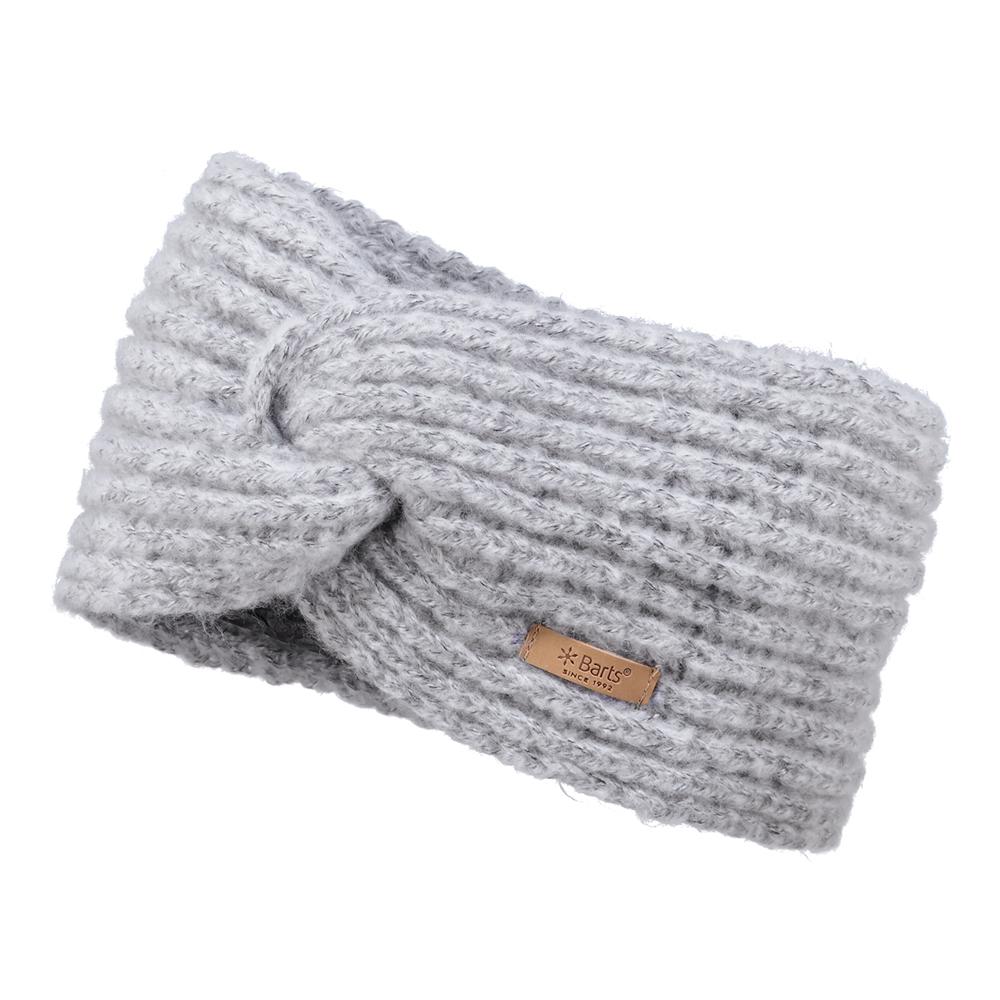 Barts Damen Frauen Stirnband Jackie Headband Winter warum süss Taupe Beige Grau