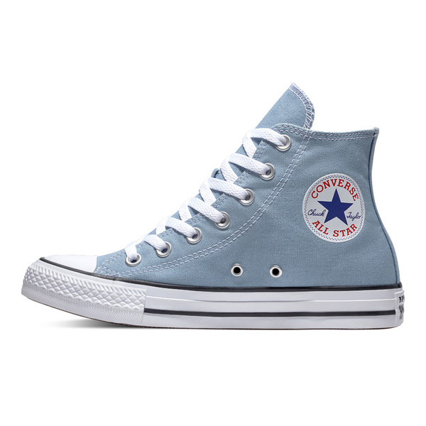 Converse Unisex Sneaker Chuck Taylor All Star High Washed Denim (blau)