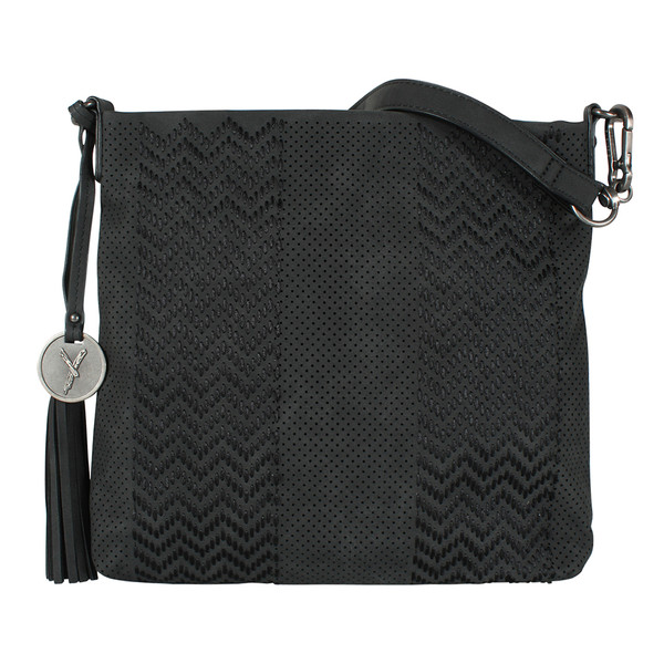 Suri Frey Damen Crossbody Bag Becky 11341 schwarz