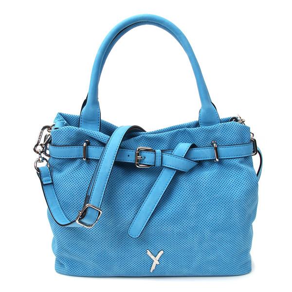 Suri Frey Damen Shopper Tasche 11595 Romy Pool (blau)