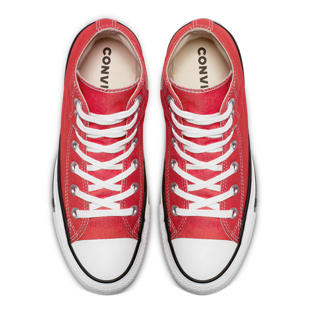 Converse Damen Sneaker Chuck Taylor All Star High Sedona Red (rot)