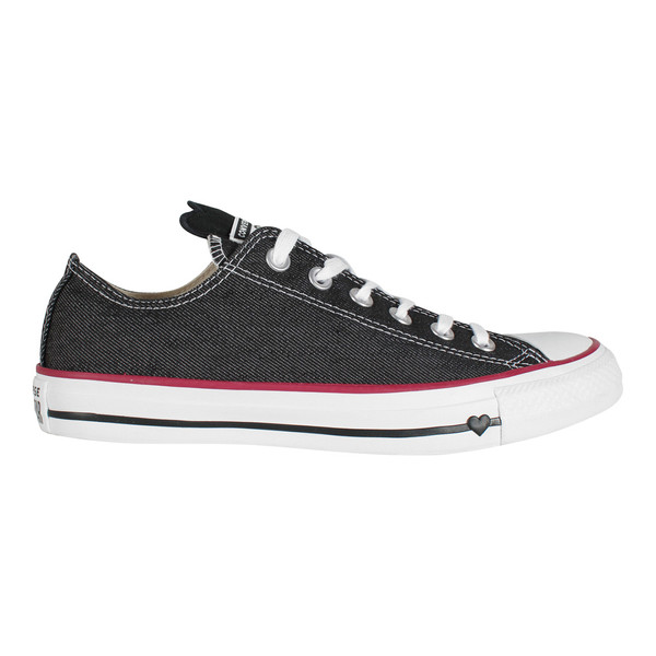 Converse Unisex Sneaker Chuck Ox Sucker For Love schwarz