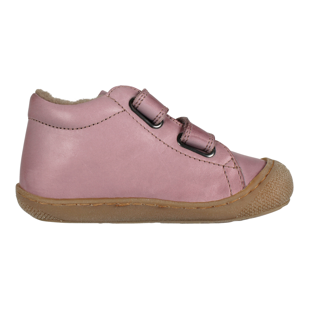 the latest a9686 856d5 Naturino Mädchen Schuhe Cocoon VL Winter Sneaker Antico Rosa
