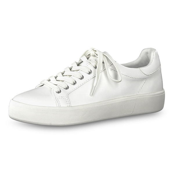 Tamaris Damen Sneaker Marras weiß