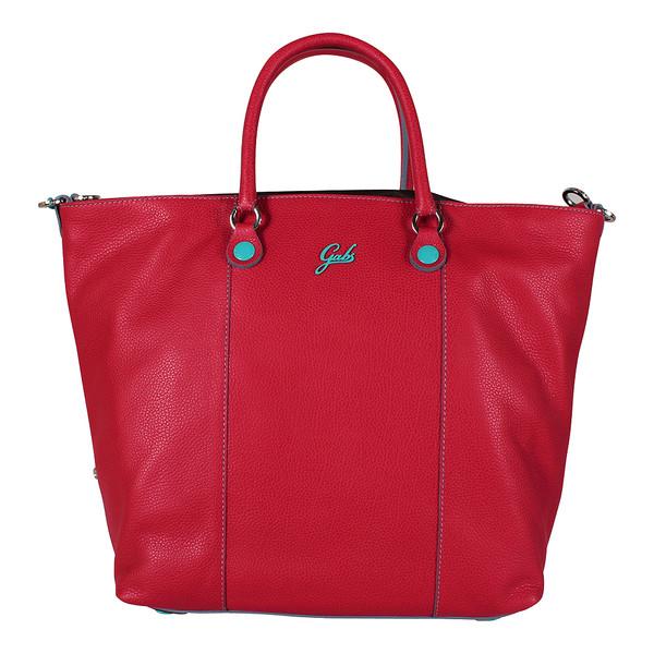 Gabs Damen Handtasche Transformable GShop M Ruga Blood (rot)