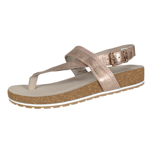 Timberland Damen Zehentrenner Malibu Waves Thong rose gold
