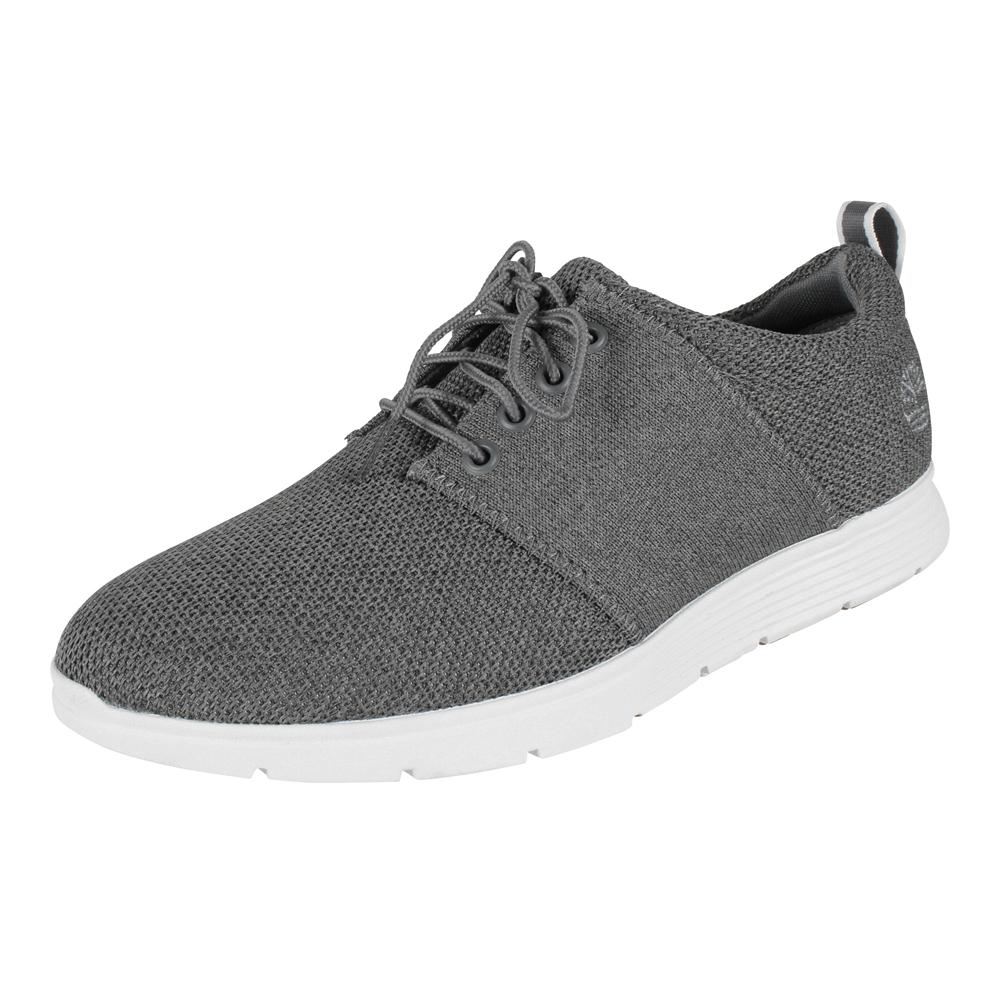 Details zu Timberland Sneaker Killington FlexiKnit Oxford Schuhe Strick grau SALE 50