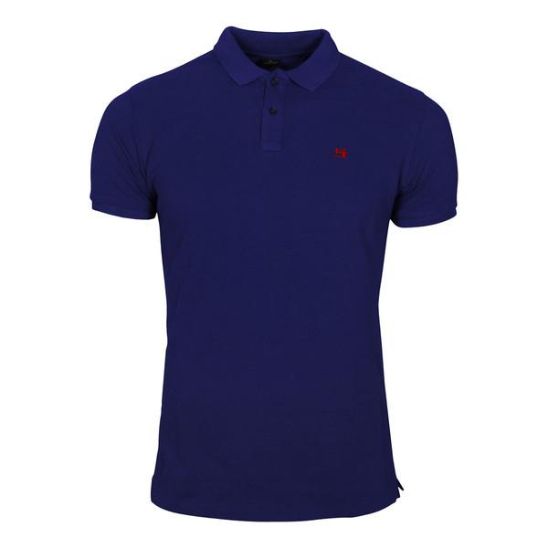 Scotch & Soda Herren Poloshirt Classic Garment navy