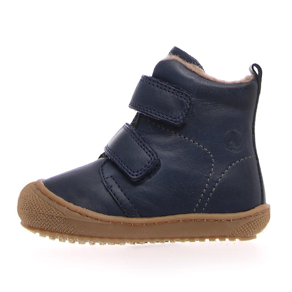 separation shoes aa134 23497 Naturino Kinder Winter Schuhe Bubble VL Stiefel Navy (blau)